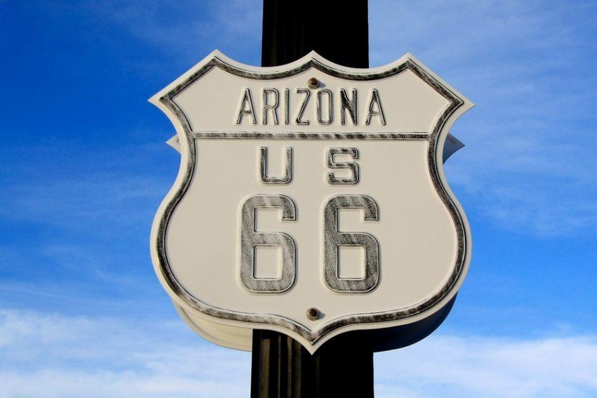 roadtrip w USA